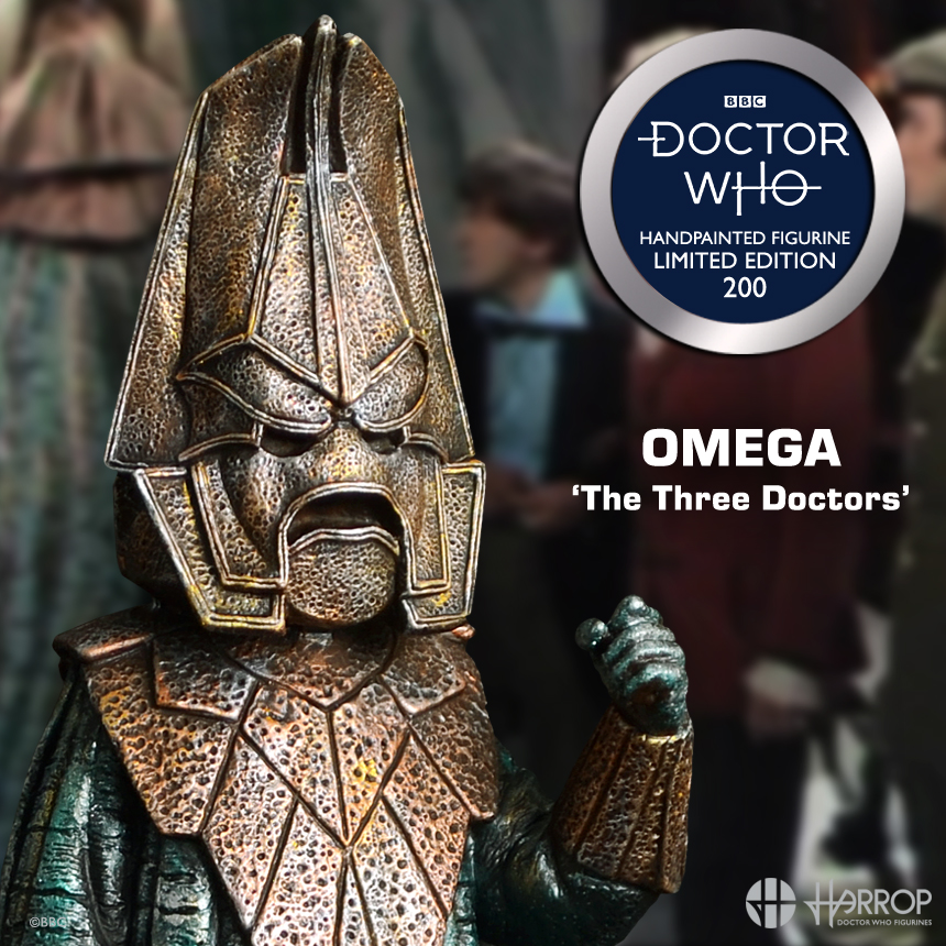 Omega – The Three Doctors – SOLD OUT