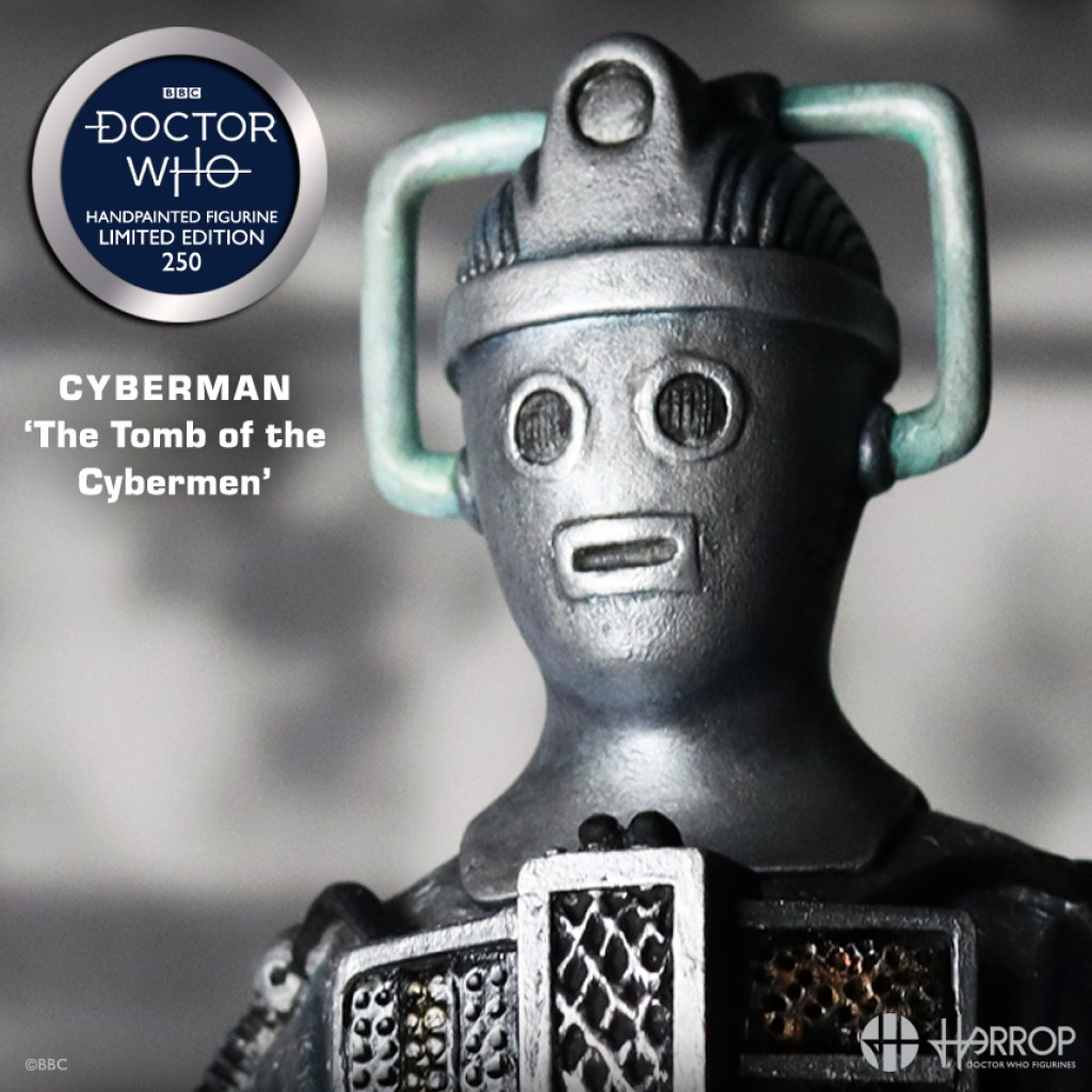 Cyberman  – The Tomb of the Cybermen