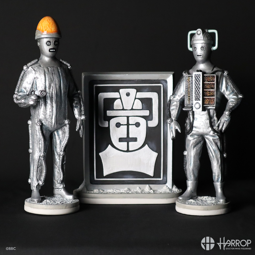 Cyber Controller - Tomb of the Cybermen - LE 250