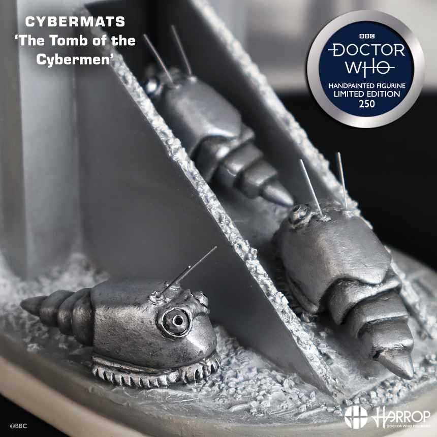 Cybermats – The Tomb of the Cybermen