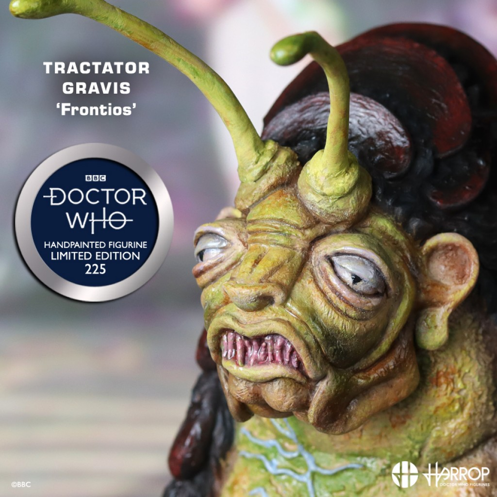 Tractator Gravis – Frontios - Limited Edition 225