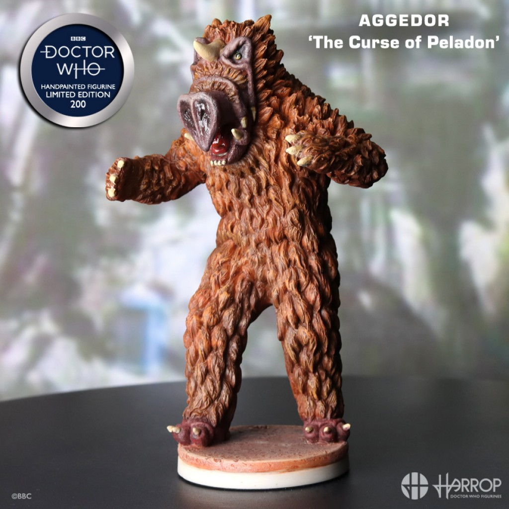 Aggedor – Curse of Peladon - Limited Edition 200