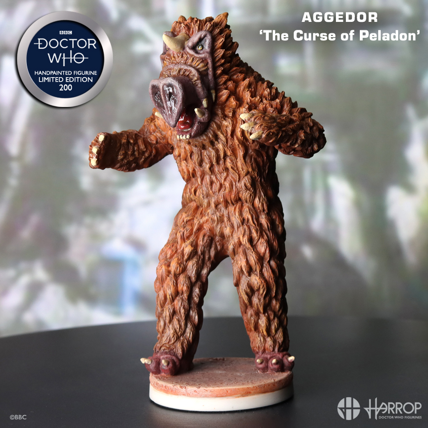 LAST FEW - Aggedor – Curse of Peladon - Limited Edition 200