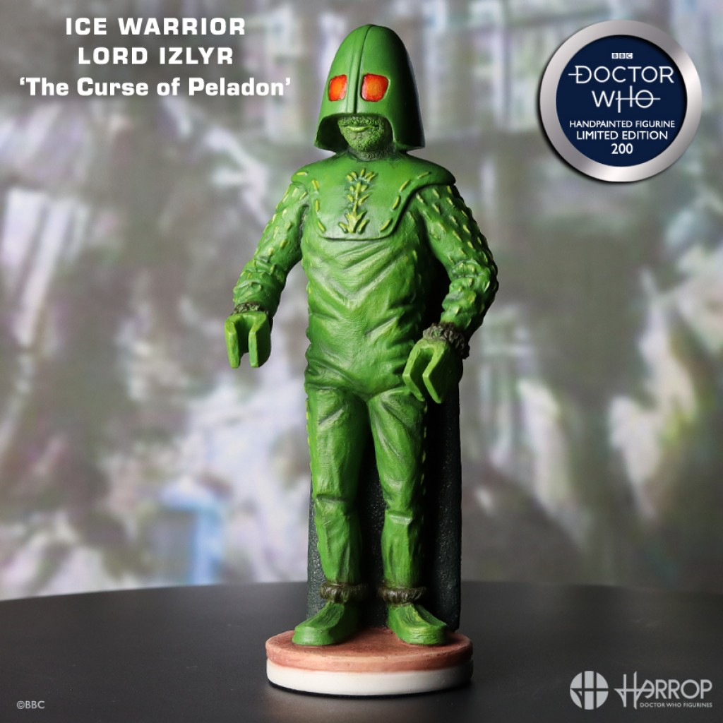 Ice Warrior Lord Izlyr - Limited Edition 200