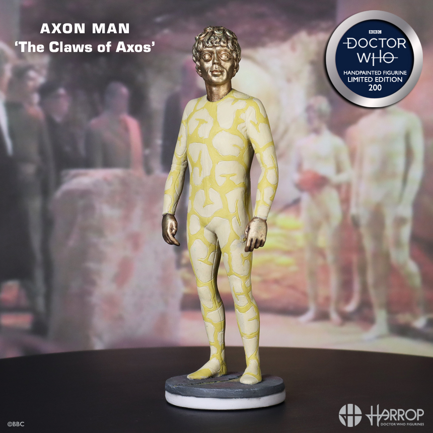Axon Man – Claws of Axos - Limited Edition 200