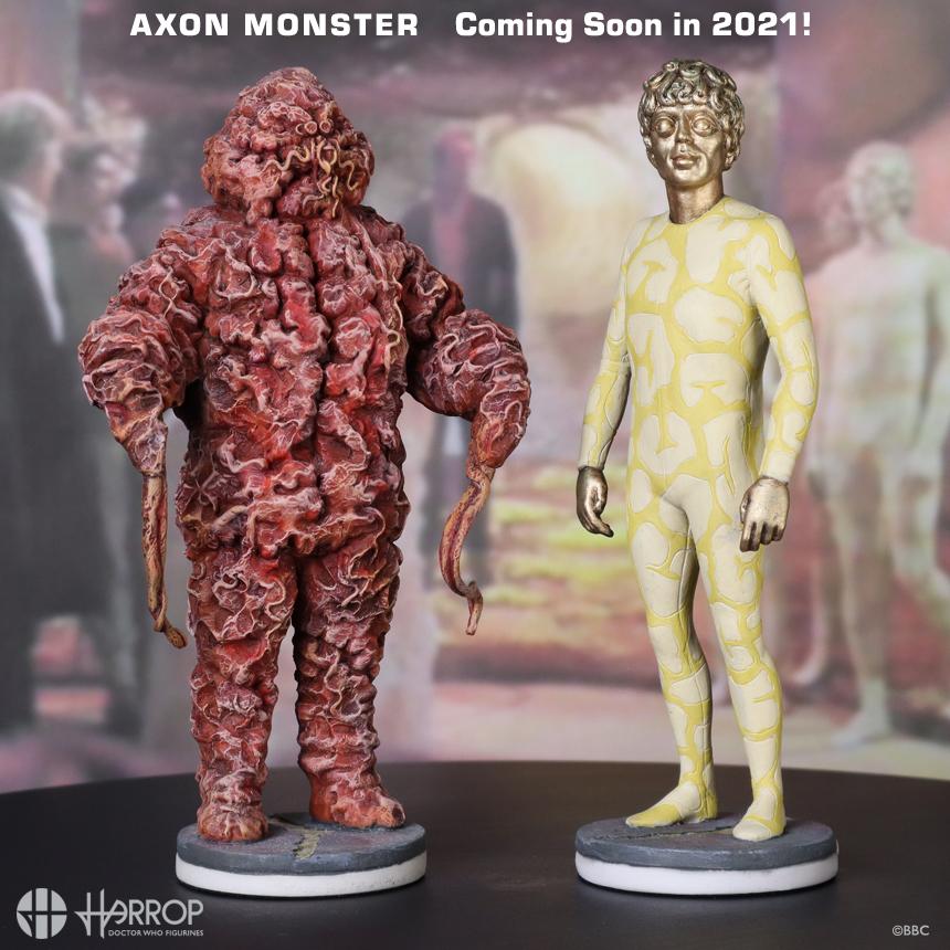 Axon Man – Claws of Axos - Limited Edition 200