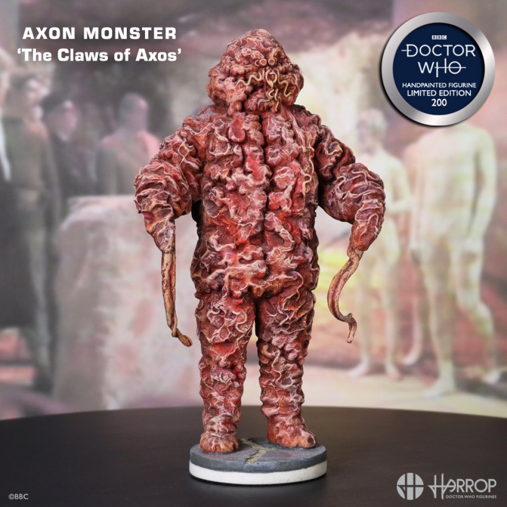 Axon Monster – Claws of Axos - SOLD OUT