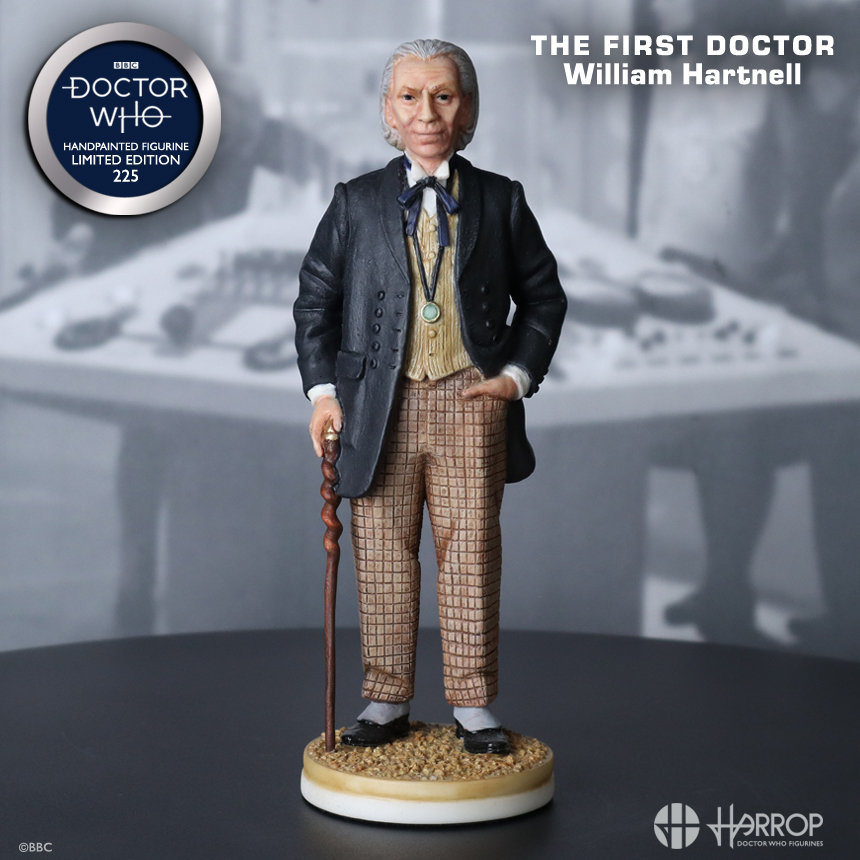 The First Doctor – William Hartnell - L.E. 225