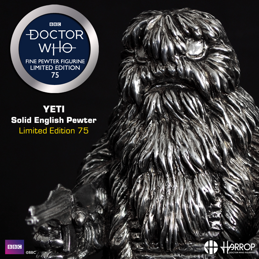 Yeti – Pewter Limited Edition 75