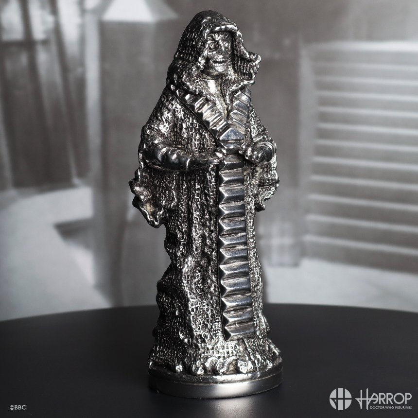 The Master – Solid English Pewter - Limited Edition 60