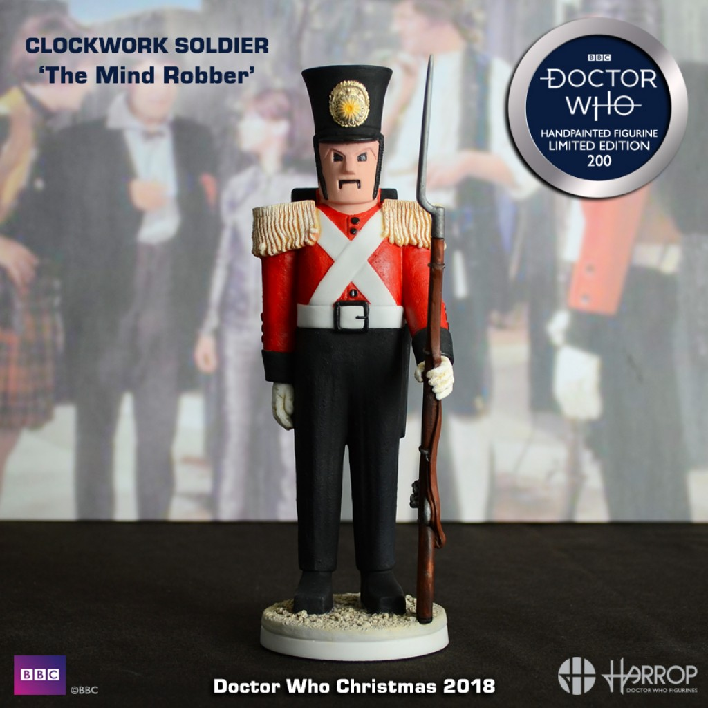 Clockwork Soldier – The Mind Robber