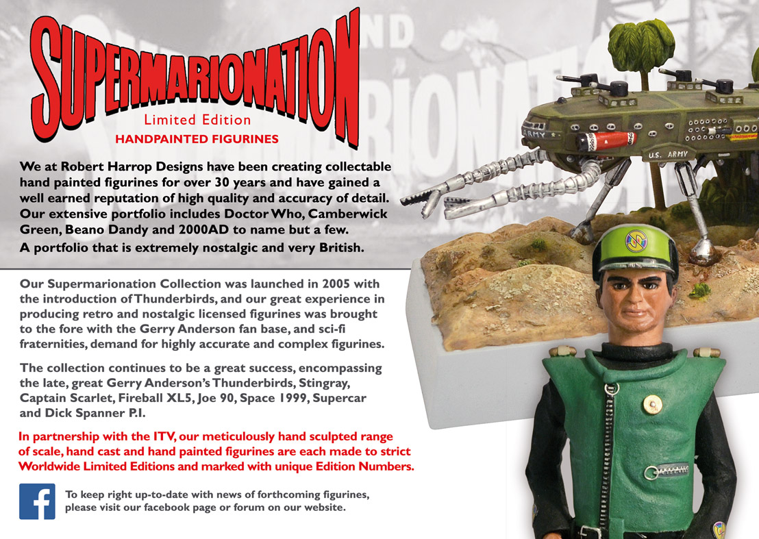 supermarionation home page