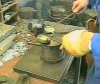 pewter manufacture