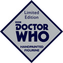 Doctor Who Handpainted Figurine